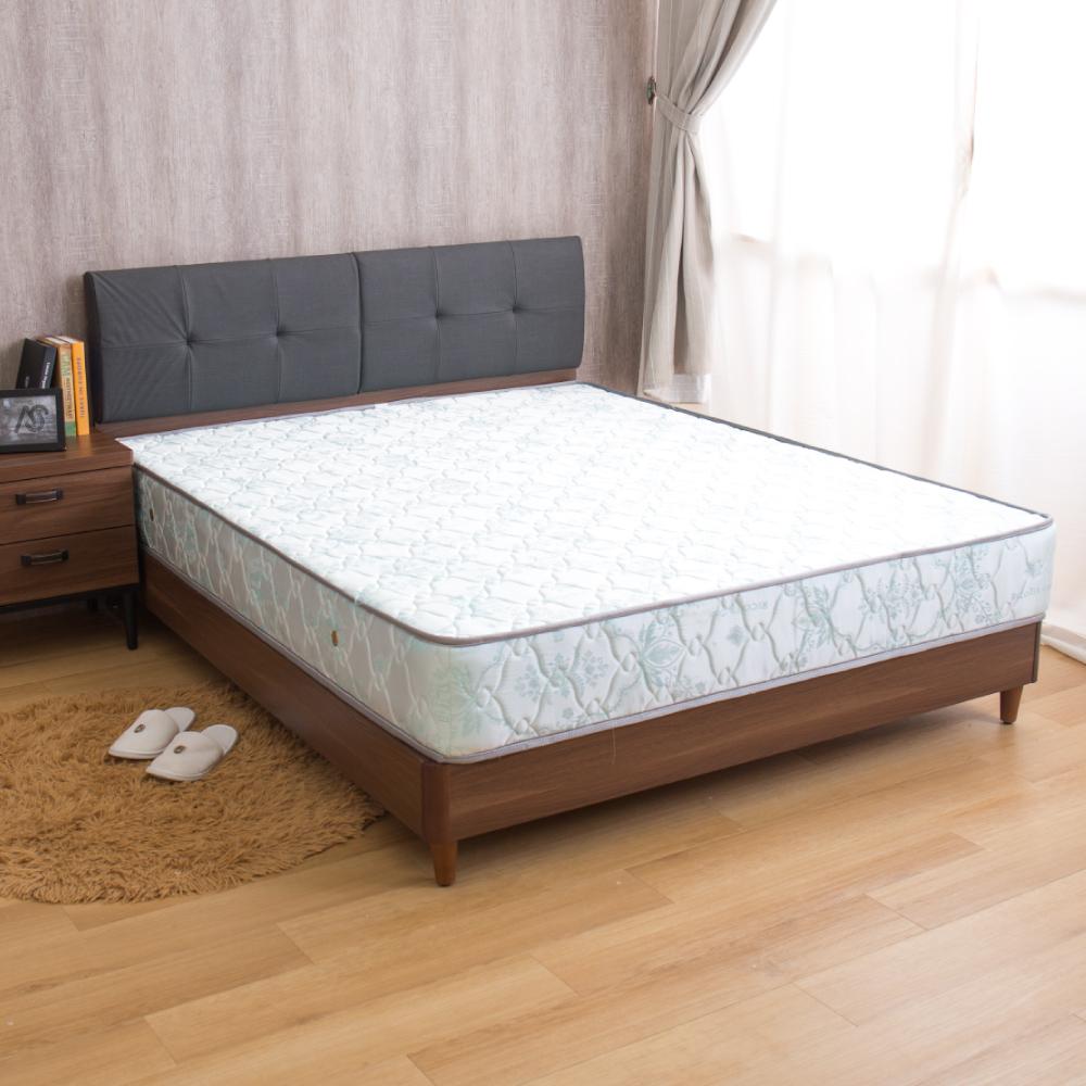瑪莉提系列 五星級款-歐式緹花Q彈 6尺 國民獨立筒床墊