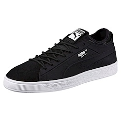 PUMA-BasketClassicSockLo男女籃球鞋-黑