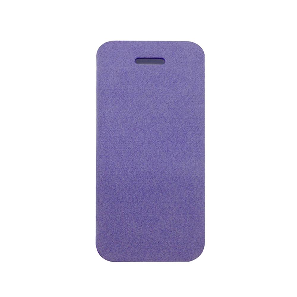 EVOUNI-V56 IPHONE 5/5S/SE 輕_奈米掀蓋護套(紫)