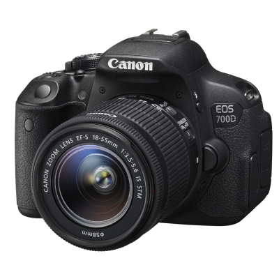 Canon 700D+18-55mm 單鏡組*(平輸中文)