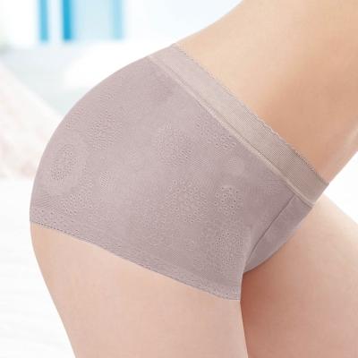 曼黛瑪璉-2016SS低腰平口無痕內褲M-XL(低調紫)