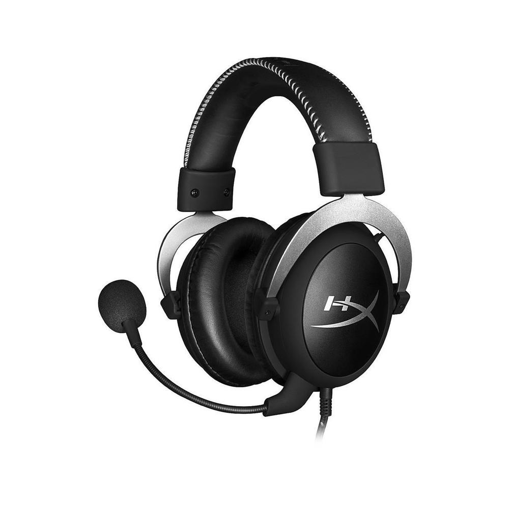 Kingston 金士頓 HyperX Cloud Silver 電競耳機
