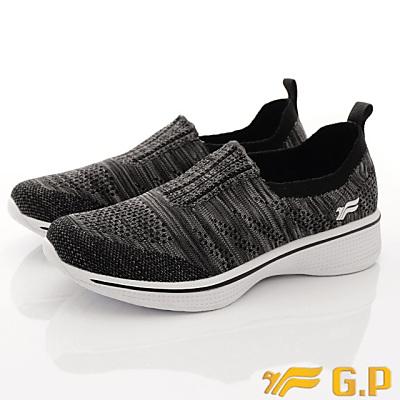 GP時尚潮流-輕量輕便鞋款-FI771W-10黑(女段)