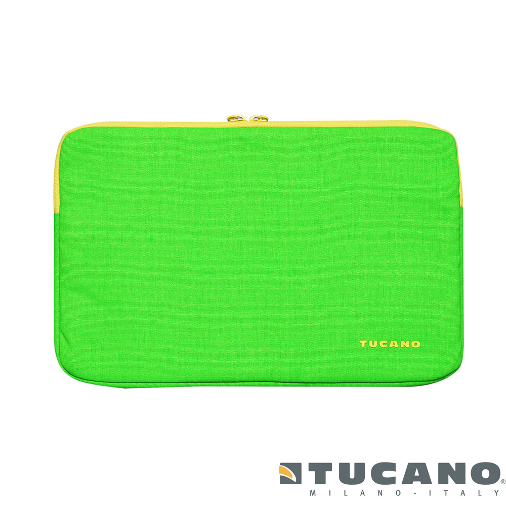 "Tucano FLUO 螢彩 7"" / 8""專用內袋-淡綠色"
