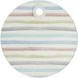KitchenCraft 圓砧板隔熱墊(復古條紋)
