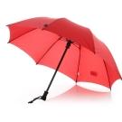 德國 EuroSCHIRM 強韌型堅固雨傘!!! 戶外抗UV風暴傘(含指北針)紅