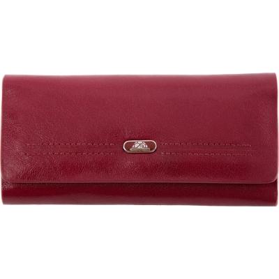 TONY PEROTTI 義大利公牛皮 無車縫系列 鑰匙包 ( 紅色 )