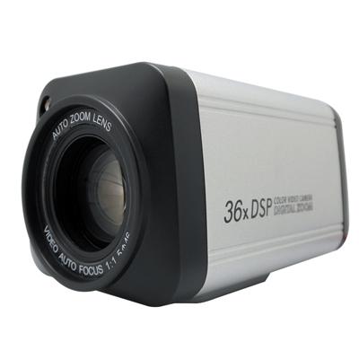 監視器攝影機 - 奇巧 AHD 720P 130萬36倍數位高解析遙控伸縮鏡頭攝影機