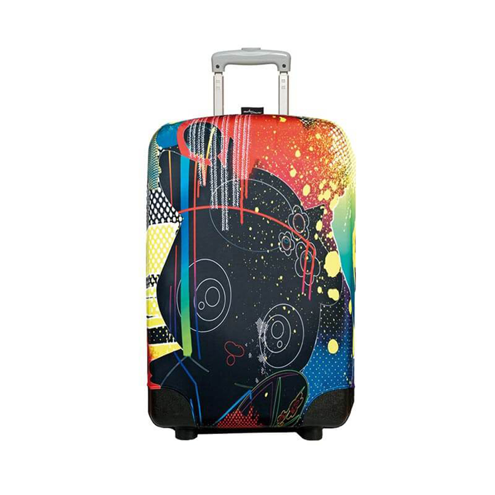Suitsuit 行李箱套 -Metso&Maru設計師款 魔幻(適用24-28吋行李箱)