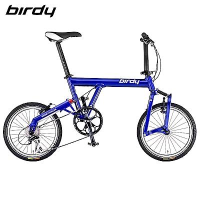 Birdy-New Classic Birdy圓管8速-海軍藍