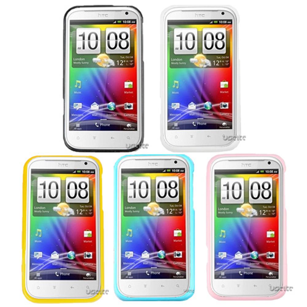 Mercury HTC XL亮彩簡約手機殼