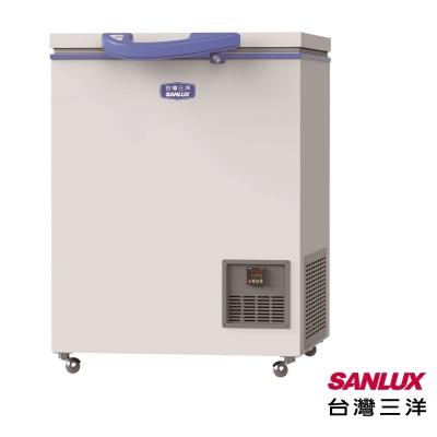 SANLUX 台灣三洋 密閉式超低溫100公升上掀式超低溫冷凍櫃 TFS-100G