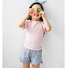 BEBEZOO 韓國 兩色透氣花邊短褲