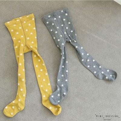 韓國 Mini dressing 星星褲襪
