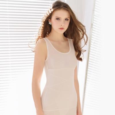 瑪登瑪朵-2015SS 俏魔力輕機能背心S-XL(光潤膚)