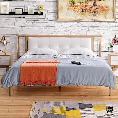 漢妮Hampton雪莉系列5尺實木床架