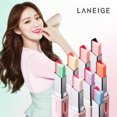 LANEIGE蘭芝 超放電晶潤雙色唇膏 2g