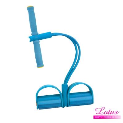 彈力繩 魔力健身纖腰彈力繩-藍色