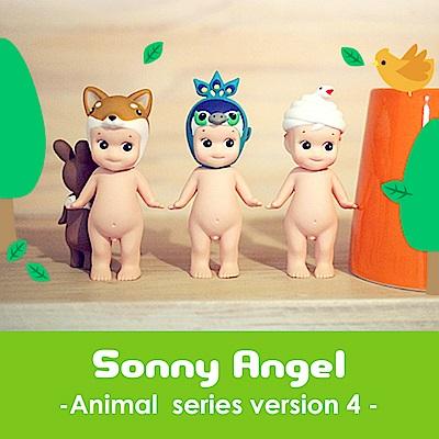 日本超人氣 Sonny Angel 經典動物系列 Version.4 盒玩公仔(單抽)
