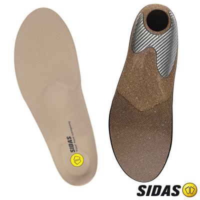 SIDAS Outdoor+FlashFit 登山健行頂級鞋墊(絕佳足跟支撐)