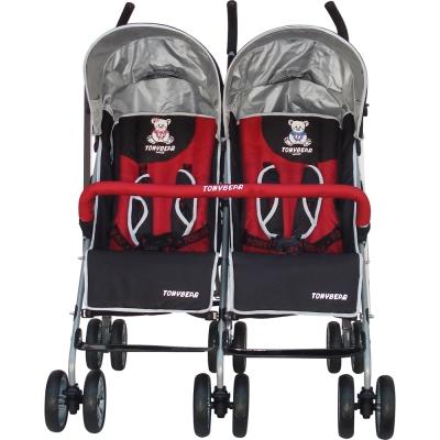 湯尼熊 Tony Bear 典雅豪華併排嬰兒傘車