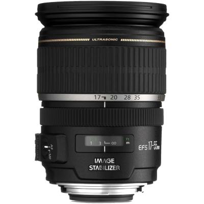 Canon EF-S 17-55mm F2.8 IS USM。公司貨