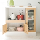 Home Feeling 廚房櫃/電器架/廚房收納櫃(3色)-88X39.5X83cm