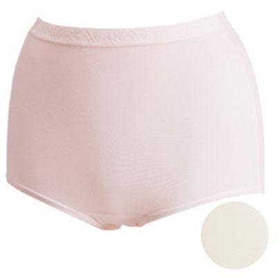#【華歌爾】新伴蒂內褲M-3L高腰三角款(象牙白)
