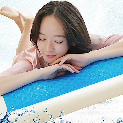 Grace Life 清涼一夏 4D冷凝涼感蝶型枕