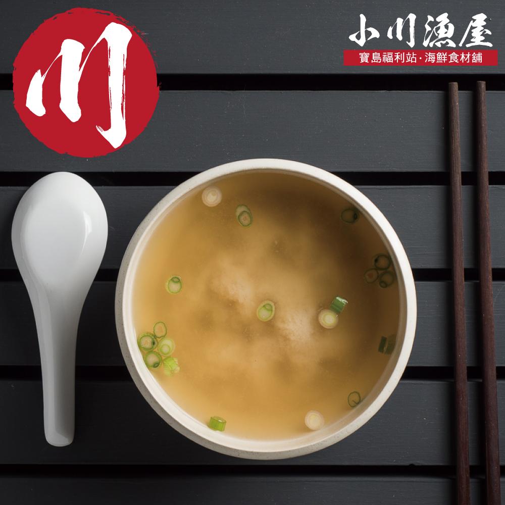 小川漁屋 龍膽石斑熬味噌原湯3包(300g/包 -10%)