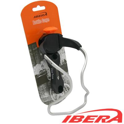 【IBERA】強化塑鋼快取式鋁合金水壺架