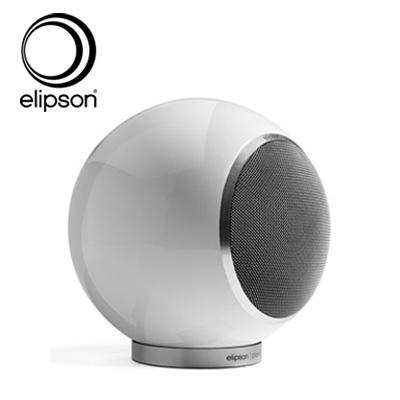 法國Elipson 鋼琴烤漆球型揚聲器-支(Planet M)