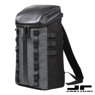 JimmyRacing時尚雙肩背包旅行包16吋筆電包