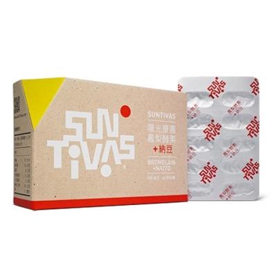陽光康喜 鳳梨酵素+納豆(60粒/盒)