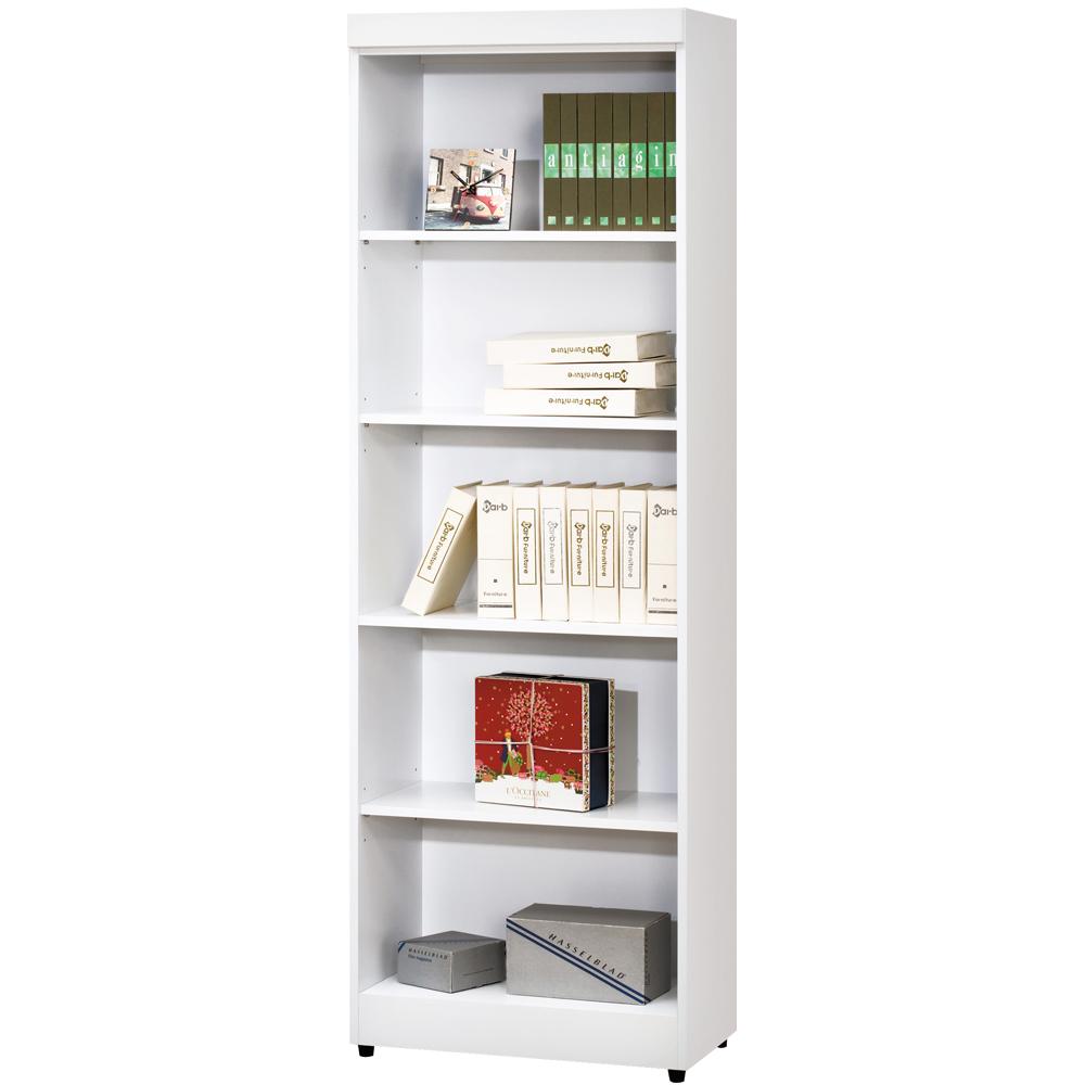 愛比家具2尺開放書櫃