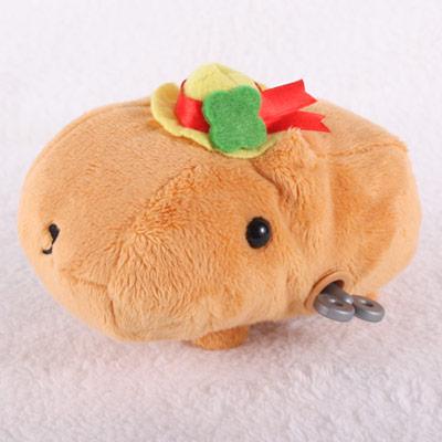 Kapibarasan 水豚君田園系列發條公仔