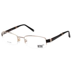 萬寶龍MONTBLANC 光學眼鏡(金色) MB245