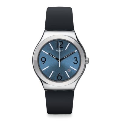 Swatch 田園風情系列 MARINE CHIC 大器海軍手錶