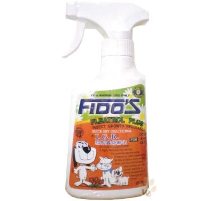 Fido's 蚤蜱除噴劑250ml