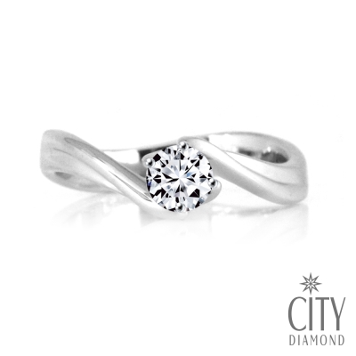 City Diamond引雅『幸福雪戀』30分求婚鑽戒