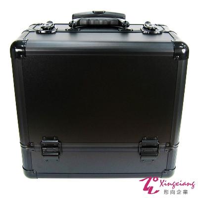 Xingxiang 形向 專業 拉桿式 雙開 四層 化妝箱 6K-20