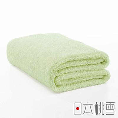 日本桃雪今治超長棉浴巾(萊姆綠)