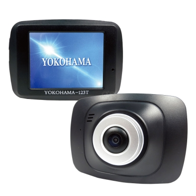 YOKOHAMA-HD123T-Full-HD-高清1080P夜視廣角行車記錄器