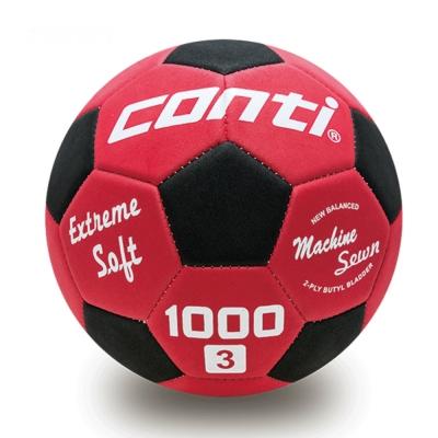 CONTI 3號軟式安全足球S1000-3-RBK