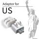 [ZIYA] Apple 變壓器電源轉接頭/充電轉接頭 (US/TW 美規) product thumbnail 1