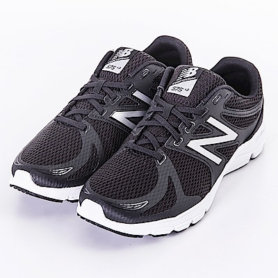 New Balance 男慢跑鞋M575LB3-4E 黑