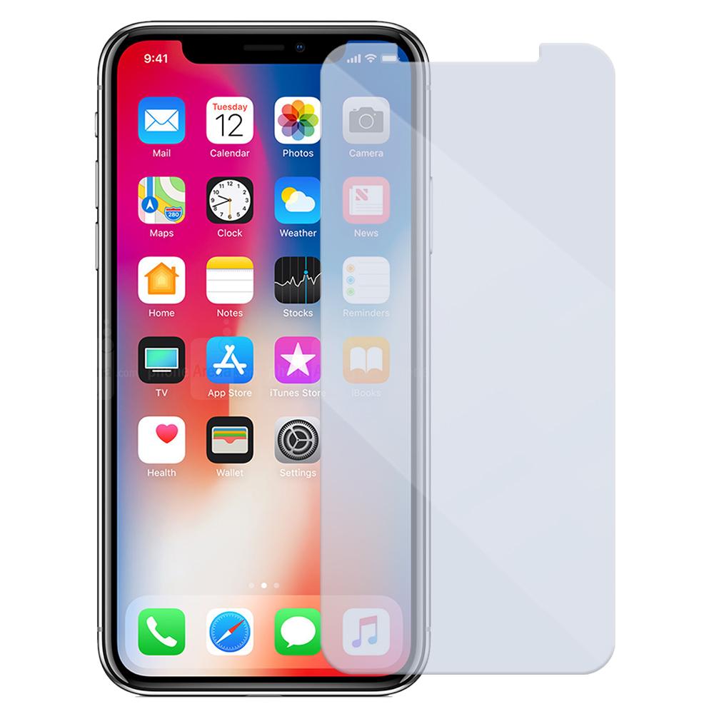 Metal-Slim Apple iPhone X 抗藍光鋼化玻璃保護貼