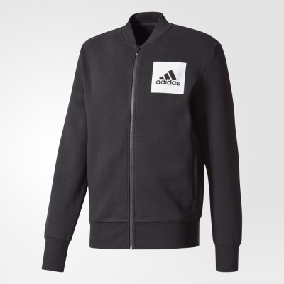 adidas Essentials 飛行員外套 男 BQ9631