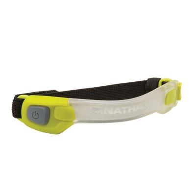 NATHAN LightBender 輕量防水LED手臂環 綠