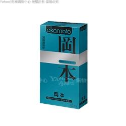 Okamoto岡本Skinless Skin潮感潤滑型保險套